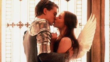Baz Luhrmann's Romeo and Juliet had been used to teach students for years, Prof Lynch said.