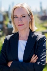 Rebecca Gibney will play a fugitive in <i>Wanted</i>.