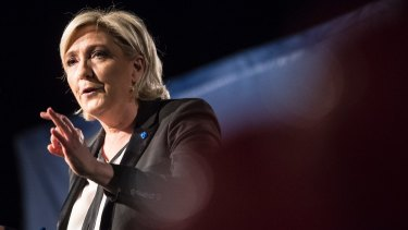 Mélenchon's supporters are as radical but also more ethnically diverse than the Front National's Marine Le Pen.