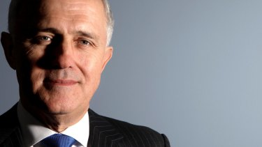 Communications Minister Malcolm Turnbull remained silent on Monday when asked if he would appear next week on Q&A.