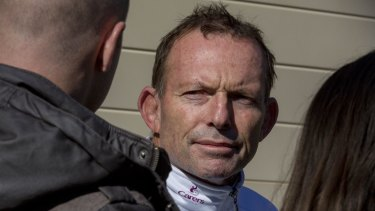 Tony Abbott will be aiming to get back, and if the Coalition loses, his prospects will be at their strongest.