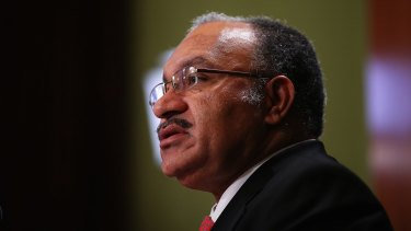 PNG Prime Minister Peter O'Neill has asked for patience on the resettling of refugees.