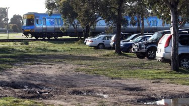 Car parking at Merinda Park railway station near Cranbourne is to be upgraded using money from the government's growth fund.