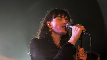 Isabella Manfredi, lead singer with the Preatures, has revealed her experiences of sexual harassment in the music industry.