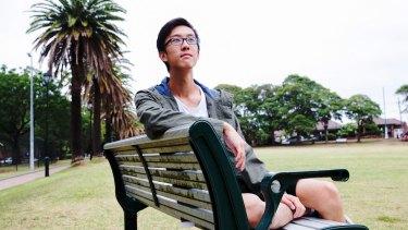 """Tutoring is a huge, huge thing"": Calvin Yeung."