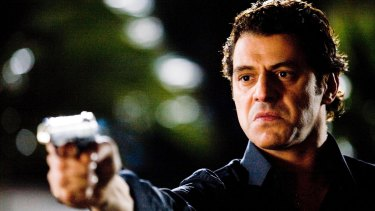 Vince Colosimo as Alphonse Gangitano in Underbelly.