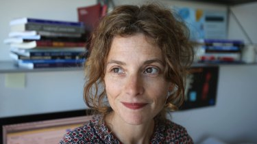 Islamic experience: Associate Professor Anita Harris from Monash University.