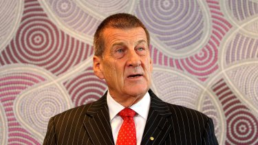 Seven board member Jeff Kennett has weighed in on the Amy Taeuber story.