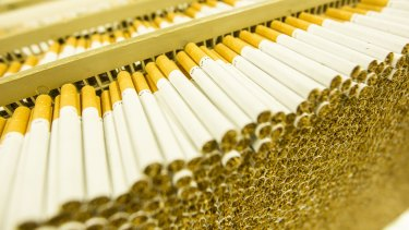 International tobacco giant Philip Morris donated $10,780 to the National Party in 2014-15.
