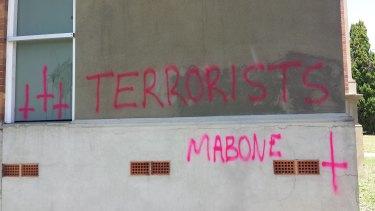 Accusations of terrorism.