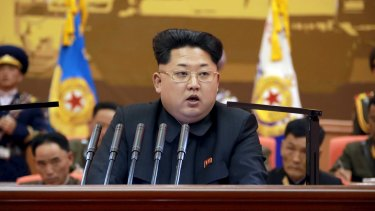 Public executions ... North Korean leader Kim Jong-Un is ruthless on perceived enemies.