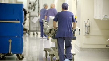 Victorian hospitals are set to lose $73 million in federal funding next month.