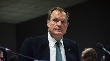 Tax Commissioner Chris Jordan wants less scrutiny.