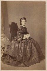 Henrietta Dugdale in 1845.