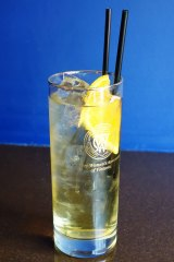 Sebastian Costello's Dry and Dry is both refreshing and low in alcohol.
