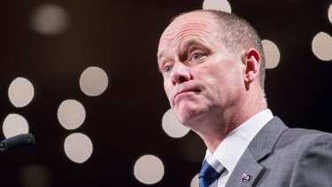 Former premier Campbell Newman