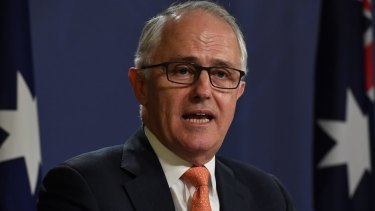 Malcolm Turnbull refused to confirm the donation after it was revealed by News Corp.