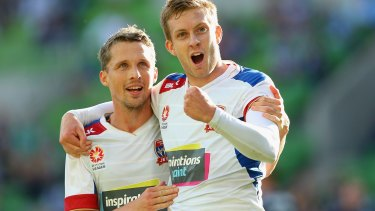 Where to from here?: Plans to sell the Newcastle Jets appear to have stalled.