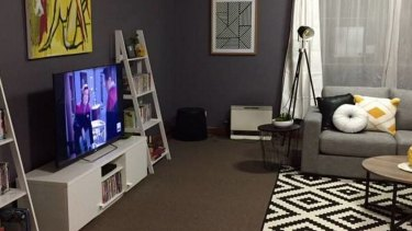 Sydney's only crisis refuge for young girls was renovated by The Sebastian Foundation charity in June.
