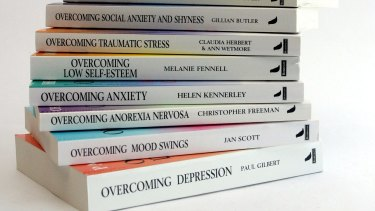 There are plenty of books to choose from if you're looking for self-help.