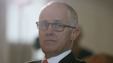 Tony Abbott was asked if Prime Minister Malcolm Turnbull was doing a good job.