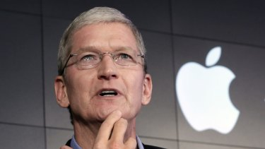 Apple spent a fraction of Facebook's amount on CEO Tim Cook's security.