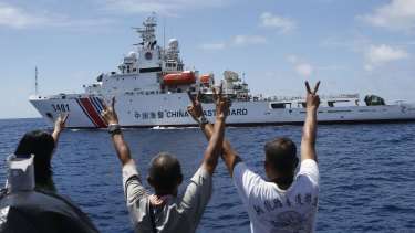 Tensions are rising as China becomes more assertive in the South China Sea.