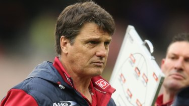 Demons coach Paul Roos.