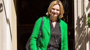 UK Home Secretary Amber Rudd has announced a crackdown on student and foreign worker migration.