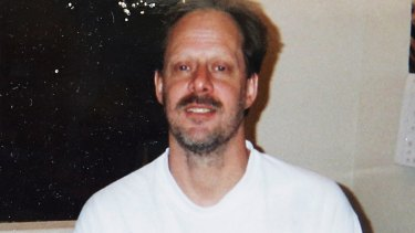 This undated photo provided by Eric Paddock shows his brother, Stephen.