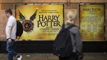 The London run of <i>Harry Potter and the Cursed Child</i> will continue until at least May 2017.