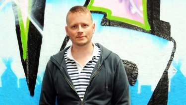 Patrick Ness, author of A Monster Calls and Release.