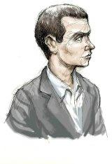 Matthew Graham has been in solitary confinement since his plea hearing began.