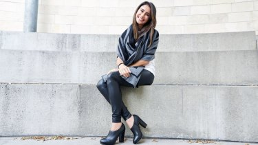 Jodie Fox, co-founder of Shoes Of Prey