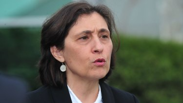 Victorian Environment Minister Lily D'Ambrosio.