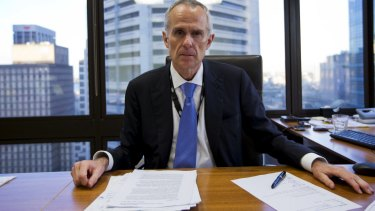 ACCC chairman Rod Sims says the regulator's study will be broad reaching.