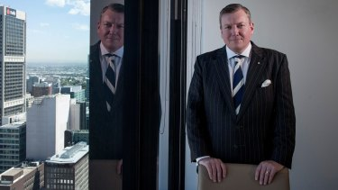 John Brogden thinks the vertically integrated wealth management model is flawed.
