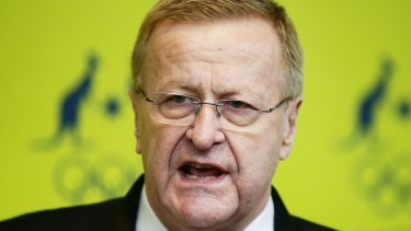 Autocratic? John Coates' leadership style has come in for criticism.