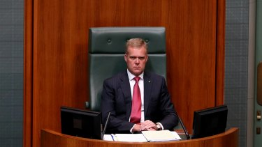 Speaker of the House of Representatives Tony Smith won't discuss the fence planned for Parliament House.