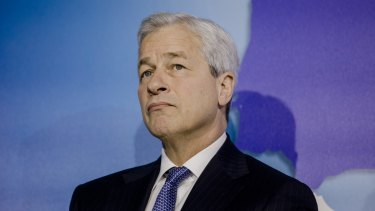 "Jamie Dimon said that if any JPMorgan traders were trading the cryptocurrency, ""I would fire them in a second."""