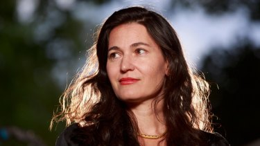 Nicole Krauss is an American author best known for her three novels Man Walks Into a Room, The History of Love and Great House.