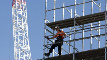 The construction industry is the third-most important contributor to the Australian economy.