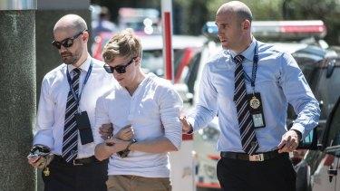 Josh Thorburn will be sentenced in 2017.