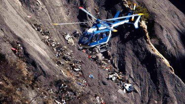 All 150 passengers and crew on board were killed when a Germanwings A320 crashed into the French Alps in March.