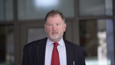 Robert Penny's lawyer, Rob Stary.