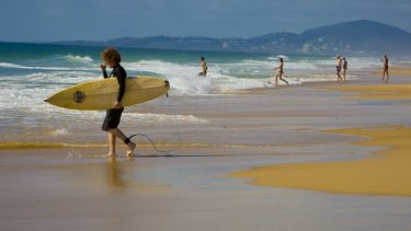 Queensland beaches will be more accessible to southerners with extra flights announced by Qantas.