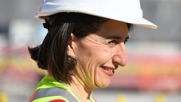 The Berejiklian government has put no clear plan forward.
