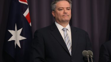 Any decision to sell rests with the Finance Minister Mathias Cormann.
