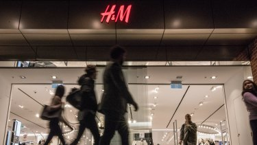The latest Australian results were boosted by the opening of two stores in the quarter.