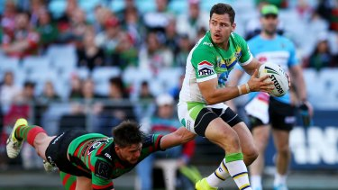 Don't believe the hype: Aidan Sezer says Raiders players are ignoring the growing media focus on their side.